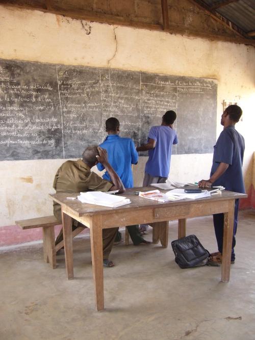 MFR au Togo